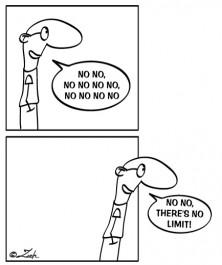 No limit ?